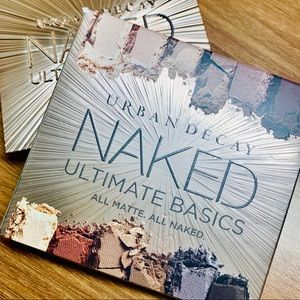 URBAN DECAY: Naked Ultimate Basics Shadow Palette